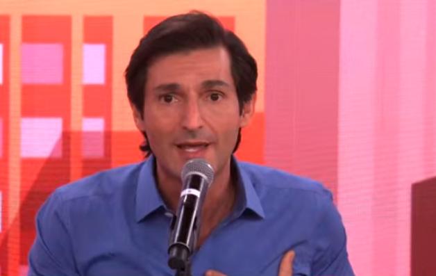 Tomé Abduch concede entrevista ao programa Pânico