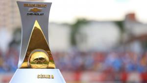 troféu série b do brasileirão