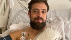 Rafael Cardoso passa por cirurgia cardíaca