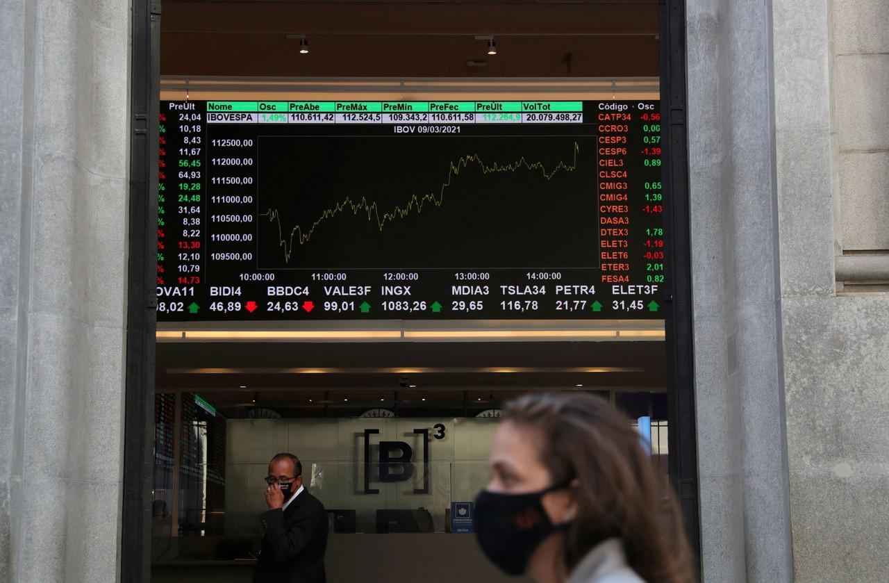 Expectativa de recuperação da atividade econômica brasileira atrai o capital dos investidores estrangeiros
