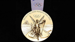 medalha dos jogos olímpicos tóquio 2020