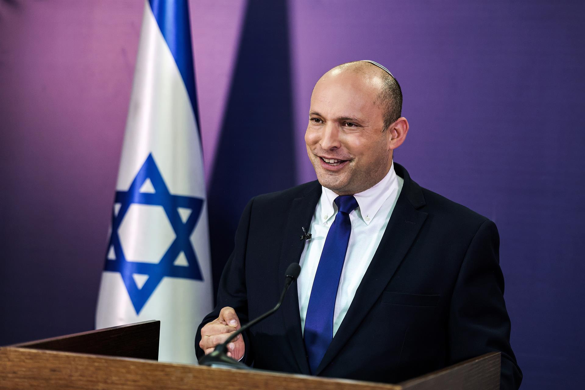 Naftali Bennett é o novo primeiro-ministro de Israel
