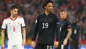 Alemanha e Hungria empataram em 2 a 2
