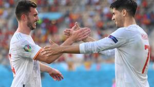 A Espanha venceu a Eslováquia e avançou às oitavas da Eurocopa