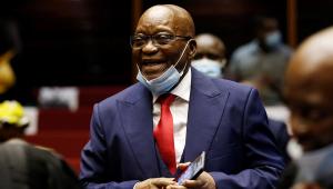 Jacob Zuma, ex-presidente da África do Sul