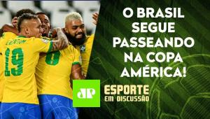 A Seleção Brasileira de Tite tem ALGUM RIVAL À ALTURA na Copa América? | ESPORTE EM DISCUSSÃO