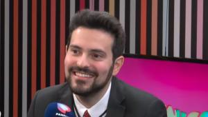Luiz D'Urso concede entrevista ao Pânico