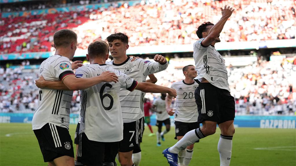 De virada, Alemanha vence Portugal em jogo com seis gols | Jovem Pan