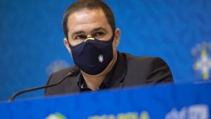 André Jardine é treinador da seleção olímpica