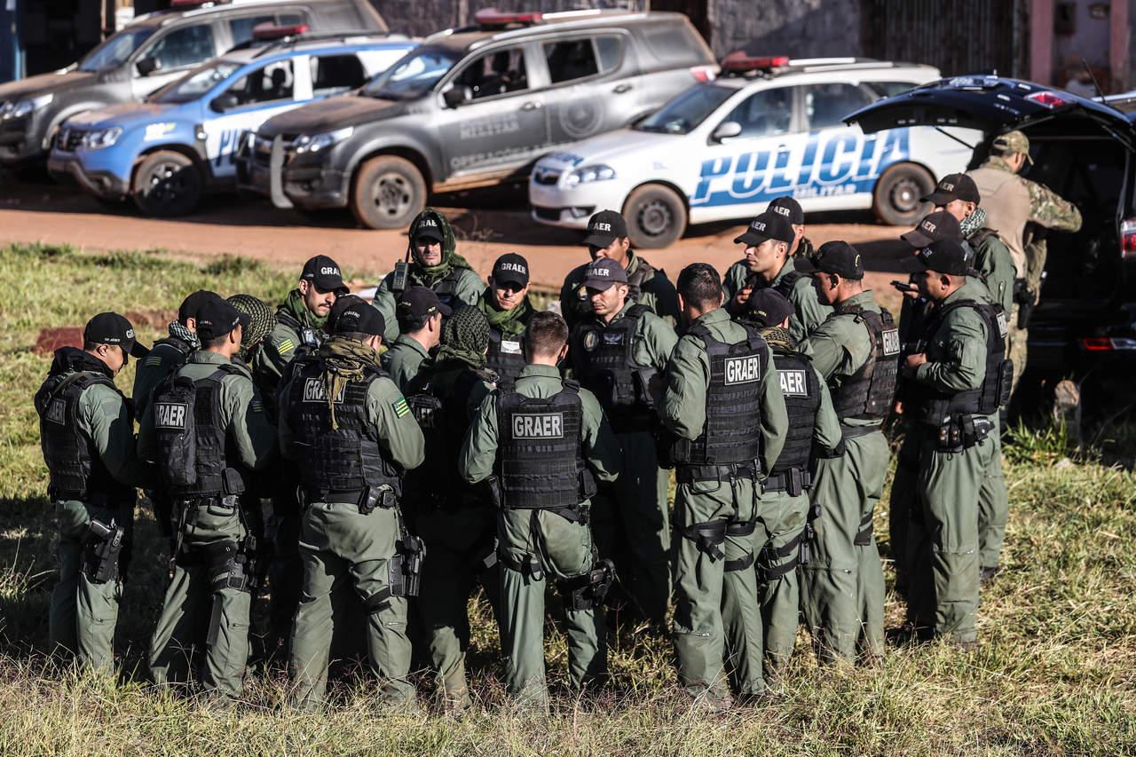 Polícia busca Lázaro em Goiás