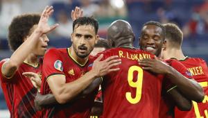 A Bélgica venceu a Finlândia por 2 a 0