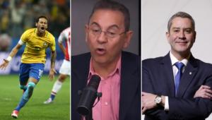 Flavio Prado revelou bastidores do racha da seleção com a CBF