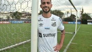 Camacho é o novo reforço do Santos