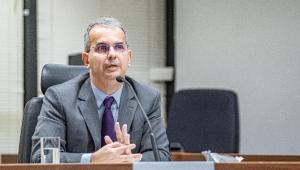 Presidente da Associação Nacional dos Procuradores da República, Ubiratan Cazetta