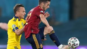 Espanha e Suécia empataram na estreia da Eurocopa
