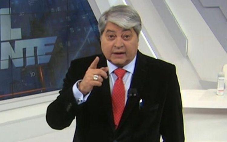 Datena aparece em terceiro na disputa presidencial, mostra pesquisa | Jovem  Pan