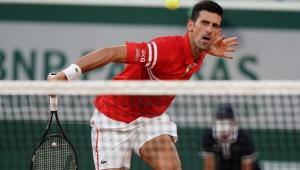 Novak Djokovic na semifinal de Roland Garros