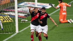 Corinthians x Atlético-GO