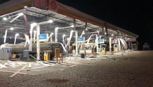 Posto de Gasolina em Rio Claro