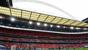 Wembley está recebendo jogos da Eurocopa