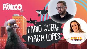 FABIO GUERE E MAGA LOPES - PÂNICO - 23/06/21