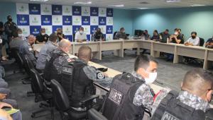 Gabinete de crise foi instalado após atentados em Manaus e outras cidades do Amazonas