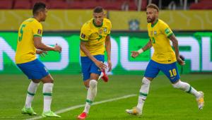 seleção brasileira contra equador