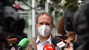 O secretário municipal da Saúde de São Paulo (SP), Edson Aparecido