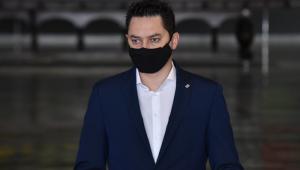 O secretário de desenvolvimento regional, Marco Vinholi