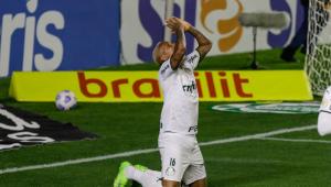 deyverson comemora gol