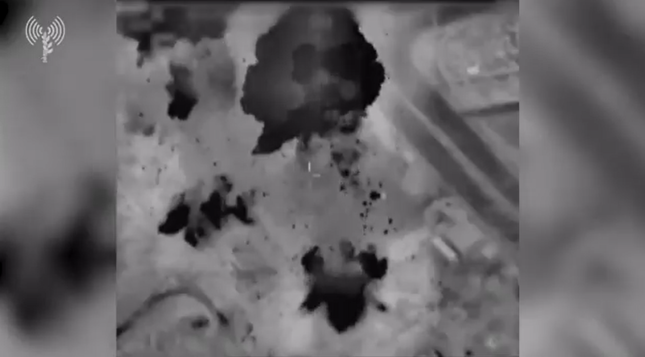 bombardeio de israel na faixa de gaza