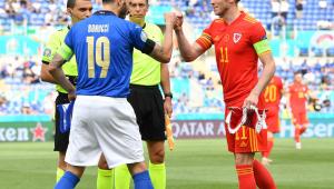 Bonucci e Bale