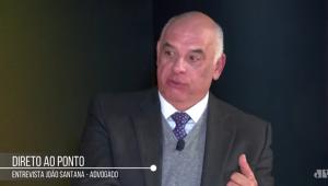 João Santana, ex-ministro da infraestrutura