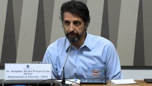Novo ministro do Meio Ambiente, Joaquim Alvaro Pereira Leite