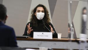 Infectologista depõe na CPI da Covid-19