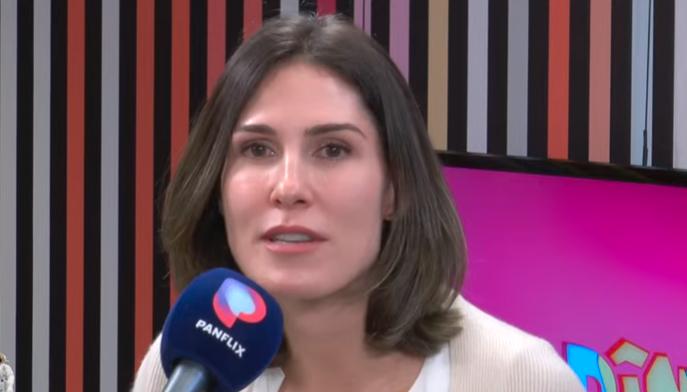 Economista Marina Helena concede entrevista ao Pânico