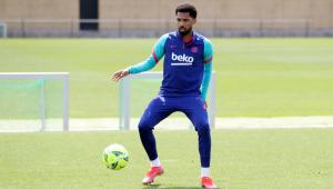O Barcelona rescindiu contrato com o brasileiro Matheus Fernandes