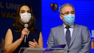 AO VIVO: CPI da Covid-19 ouve a médica Luana Araújo; acompanhe