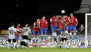 Argentina x Chile na Copa América