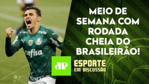 Palmeiras, São Paulo e Corinthians JOGAM HOJE pelo Brasileirão!   ESPORTE EM DISCUSSÃO - 16/06/21