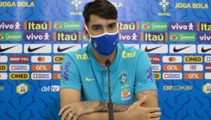 Lucas Paquetá na seleção brasileira
