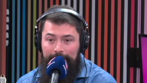 Delegado Paulo concede entrevista ao Pânico