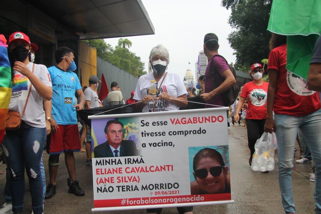 Primeiro protesto no Recife após violência policial