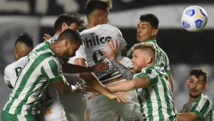 Em jogo morno, Santos e Juventude empatam em 0 a 0 na Vila Belmiro