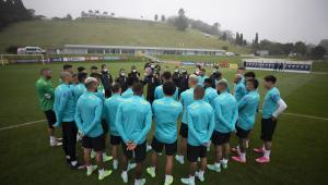 A Seleção Brasileira treinada por Tite não tem nenhum jogador com a camisa número 24