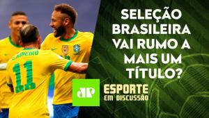 Seleção estreia com VITÓRIA na Copa América   SPFC começa MAL o Brasileirão   ESPORTE EM DISCUSSÃO