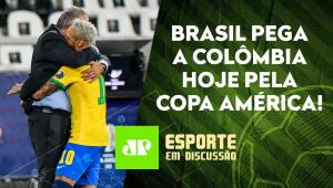 Seleção VOLTA A CAMPO hoje contra a Colômbia! | SPFC e Palmeiras TAMBÉM JOGAM | ESPORTE EM DISCUSSÃO