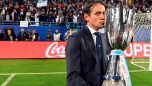 Simone Inzaghi é o novo técnico do Inter