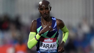 Mo Farah, atletismo
