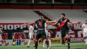 SPFC x Atlético Goianiense